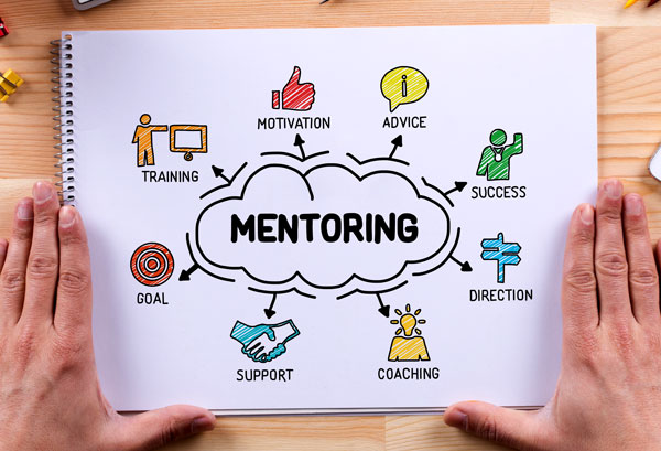 Image result for mentor / coach